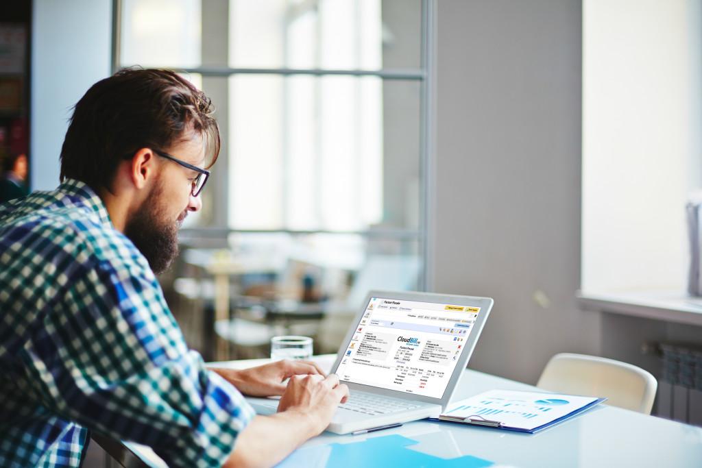 CloudBill, soft, facturare, online